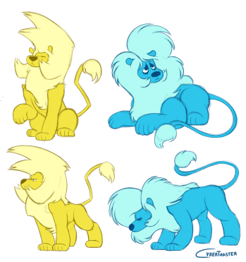 other lions