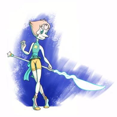 Pearl composite