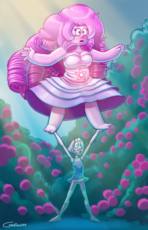 Rose and Pearl